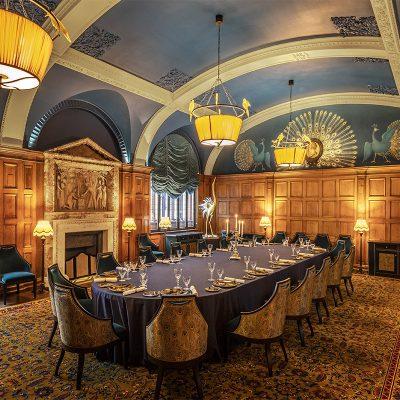 L'oscar London Hotel Committee Room